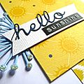 [carte] hello sunshine