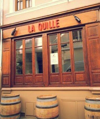 Bar à vin La Quille