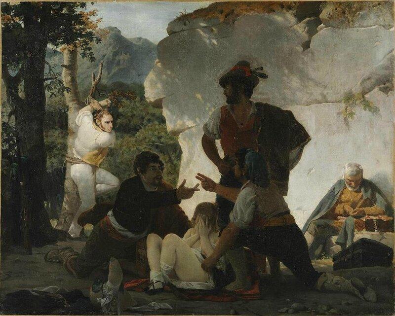 les brigands de Roma