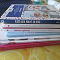 Encore des nouveaux livres