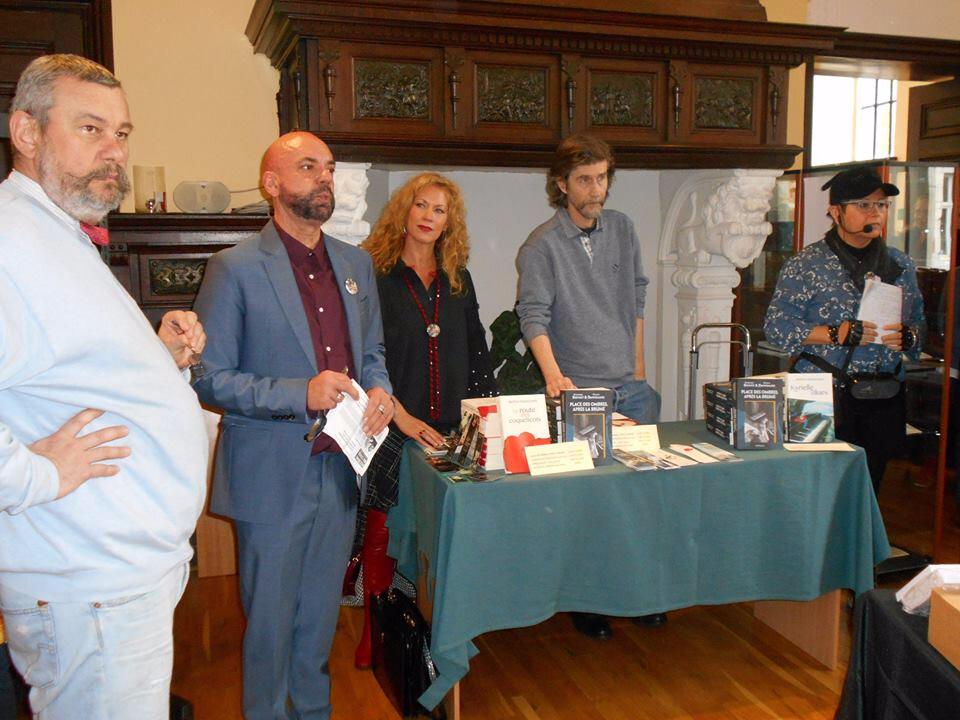 Salon du Livre de Charleroi, Alchimie du Livre 2017