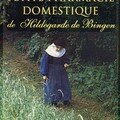 La petite pharmacie domestique, de Hildegarde de Bingen