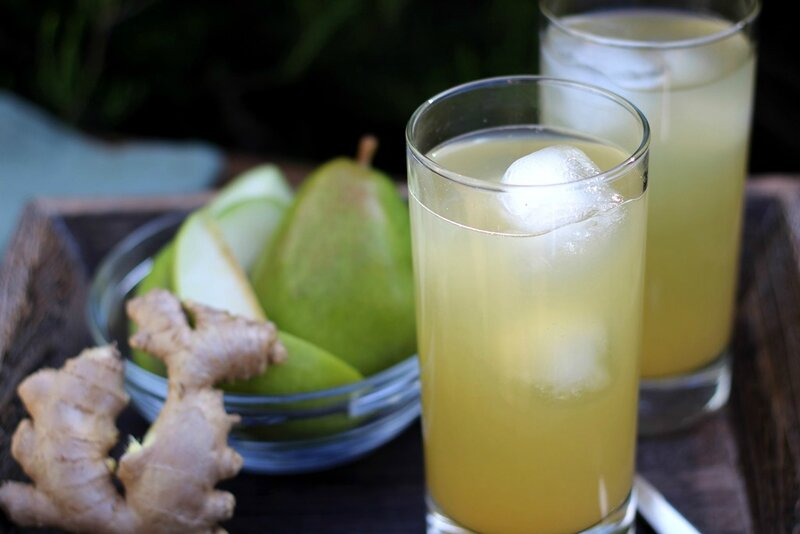 ginger-pear-drink-amazing-cleaner-that-flush-out-toxins-1