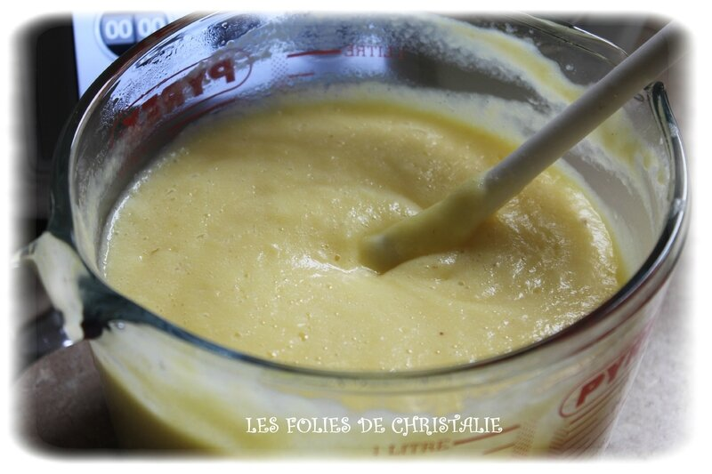 Ananas curd 11