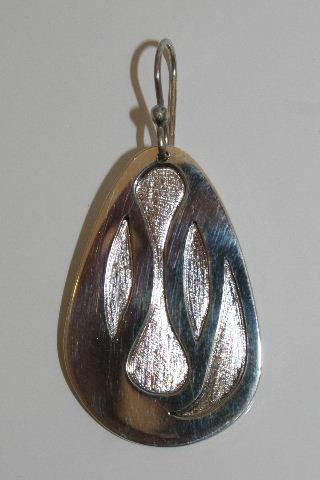 Boucles d'oreilles en Argent, collection