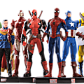 Figurines marvel panini