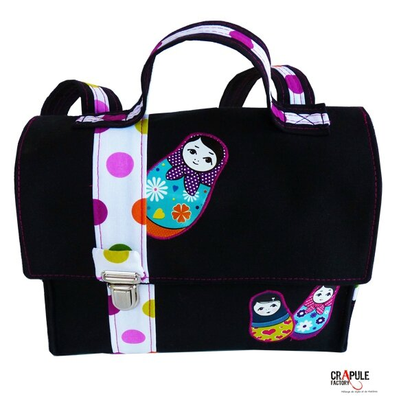 cartable-maternelle-matriochka noir 1600 600