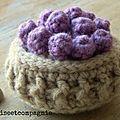 Pâtisseries au crochet (suite)