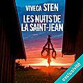 Les nuits de la saint-jean (meurtres à sandhamn 3), de viveca sten