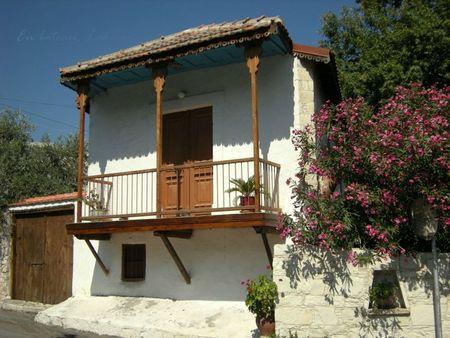 Chypre Omodhos 1