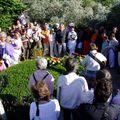 Hommage à Yvan. Gordes : 20/21 juin 2009