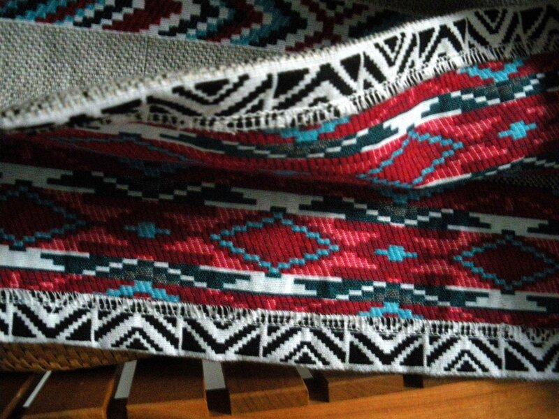 Mini jacquard Sioux (6)
