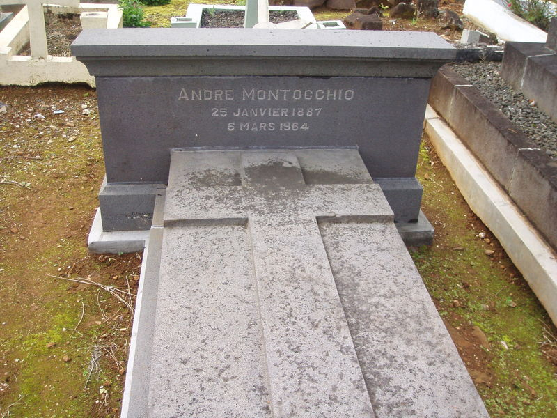 Montocchio André_Photo Tombe