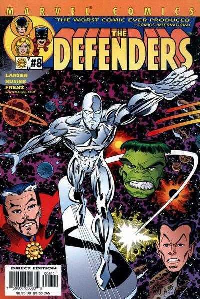the defenders 08