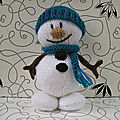 Mister snowman - amanda berry - fluzz and fuzz