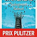 Underground railroad de colson whitehead