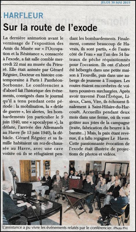 article Paris-Normandie 30