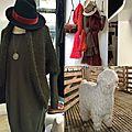 Au choix : à tricoter ou prêt à porter ! en tous les cas à emporter !