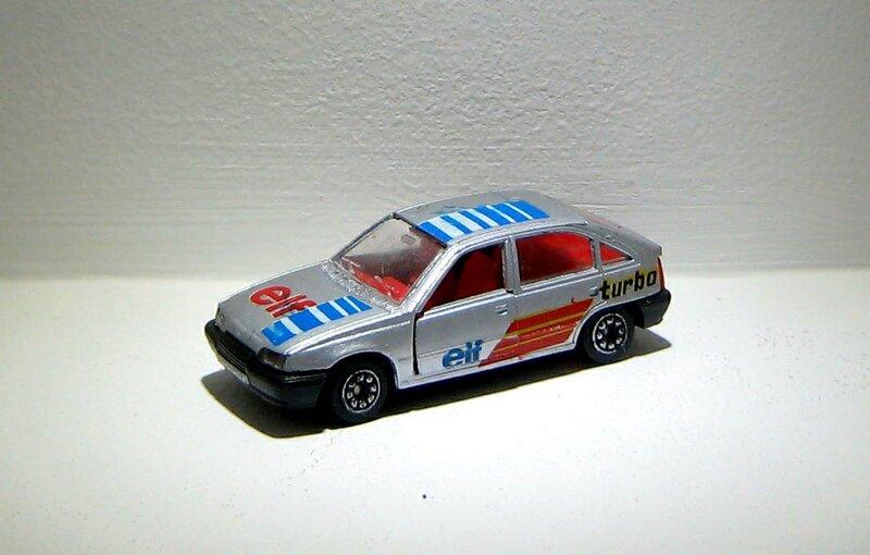 Opel kadett (Guisval)