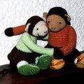 Amour de singes