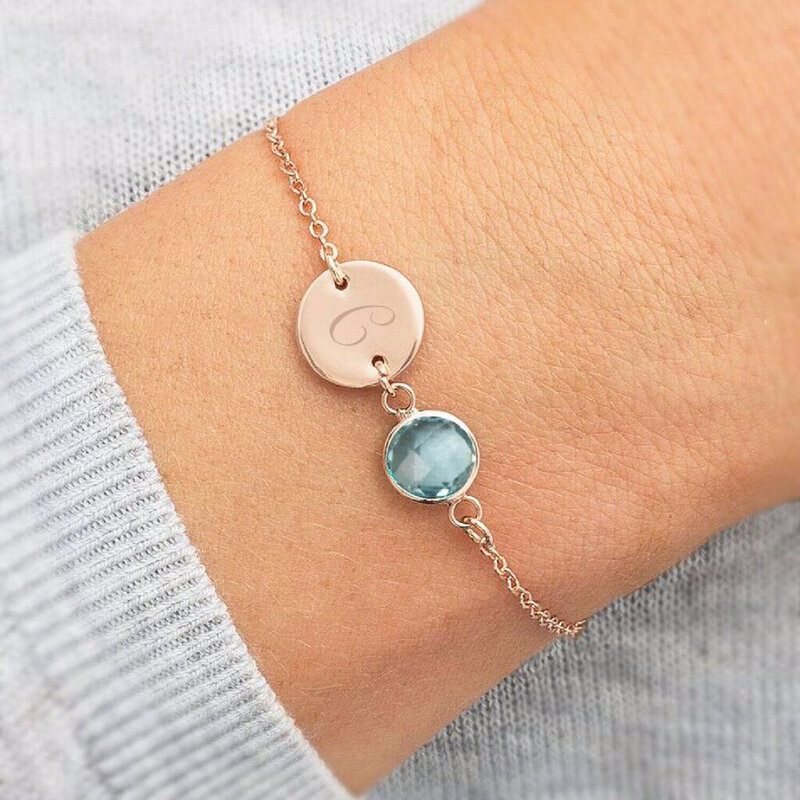 original_personalised-initial-disc-birthstone-bracelet