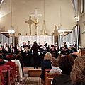 Concert du 22 octobre 2017 chorale Accroche-choeur