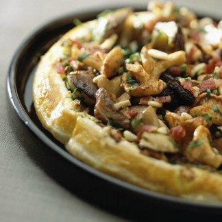 tarte-champignons