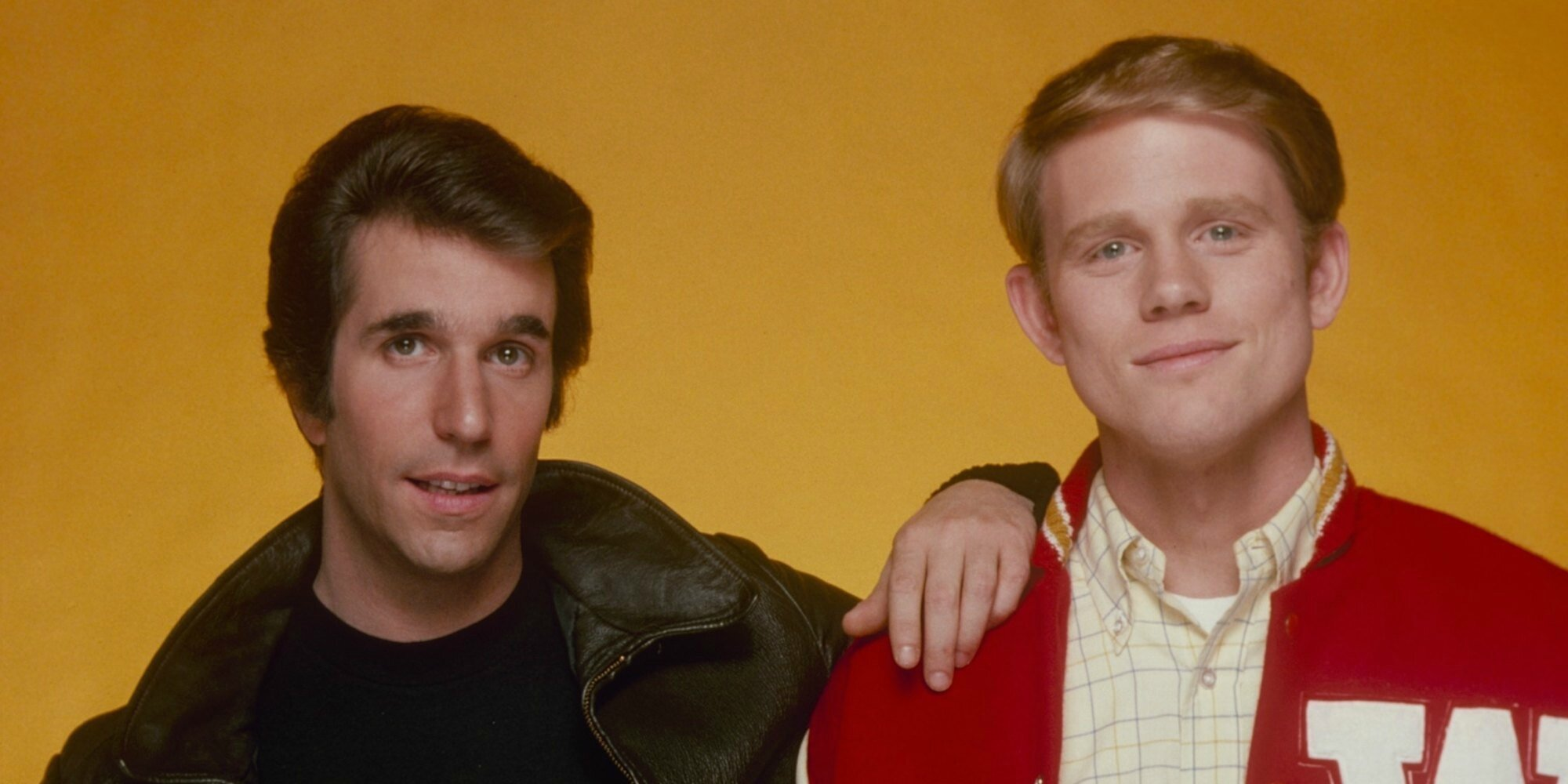 Fonzie and Richie