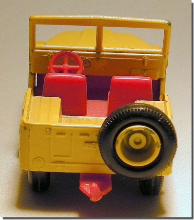 Lesney Matchbox 72 B 3