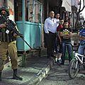 Un adolescent palestinien tué par l'armée israélienne en cisjordanie