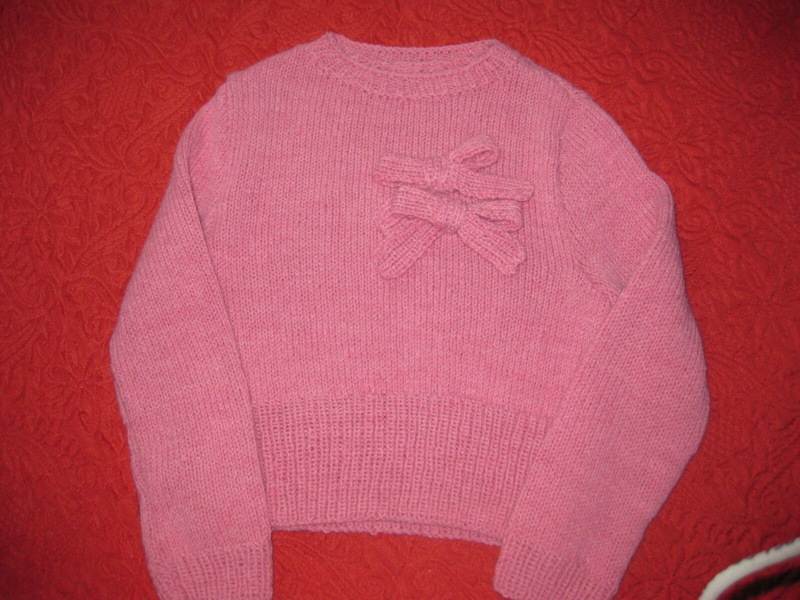 PULL-OVER ENFANT