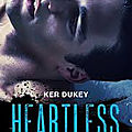Heartless tome 1 mercy de ker dukey
