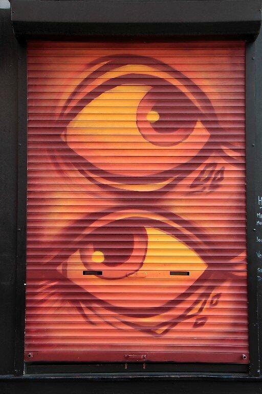 1-Art urbain (oeil), Lille_9974