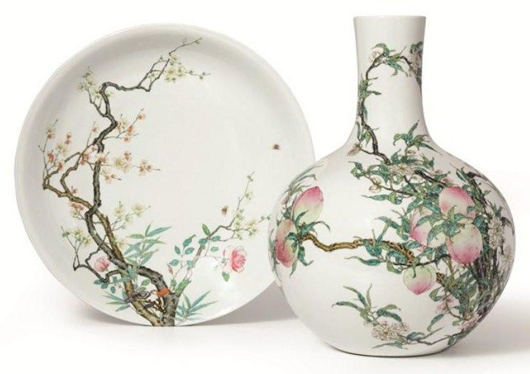 Iconic Pieces Of Imperial Chinese Porcelain From The Early