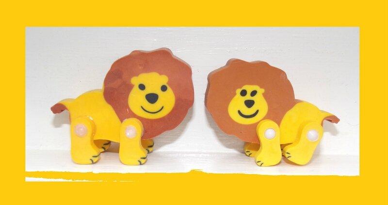 lions articulés