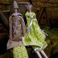 Petit couple provençal