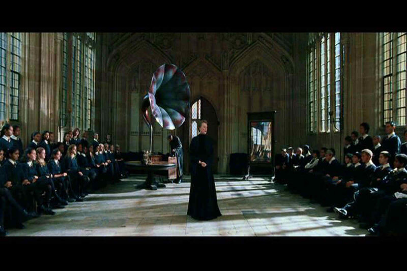 L'infirmerie dans Harry Potter, Bodleian Library Oxford