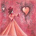 Une femme, deux coeurs