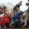 Parade festive