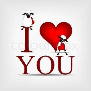 3225553-663973-vector-red-heart-with-text-i-love-you-and-beatiful-cute-sheep