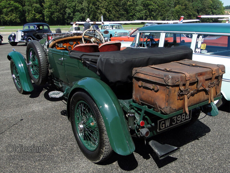Bentley 4,5 litre tourer May and Jacobs-1930-02