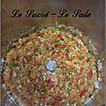 Thermomix : riz avec haricots rouges