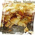 Tour en cuisine 256 : pomme de terre à la bolo