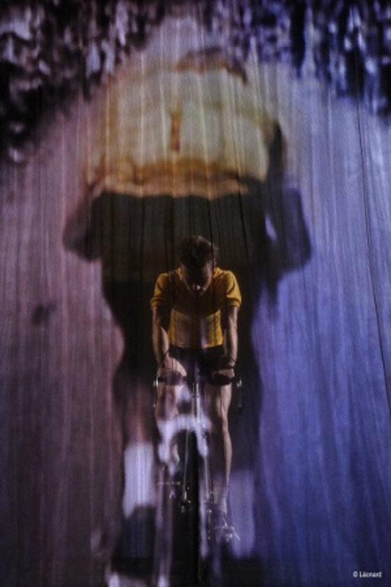 """Théâtre à Robert Doisneau le mercredi 9 octobre à 20h45 : """"Anquetil tout seul"""""""
