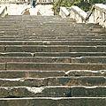 Auch, escalier monumental et statue de Dartagnan (32)