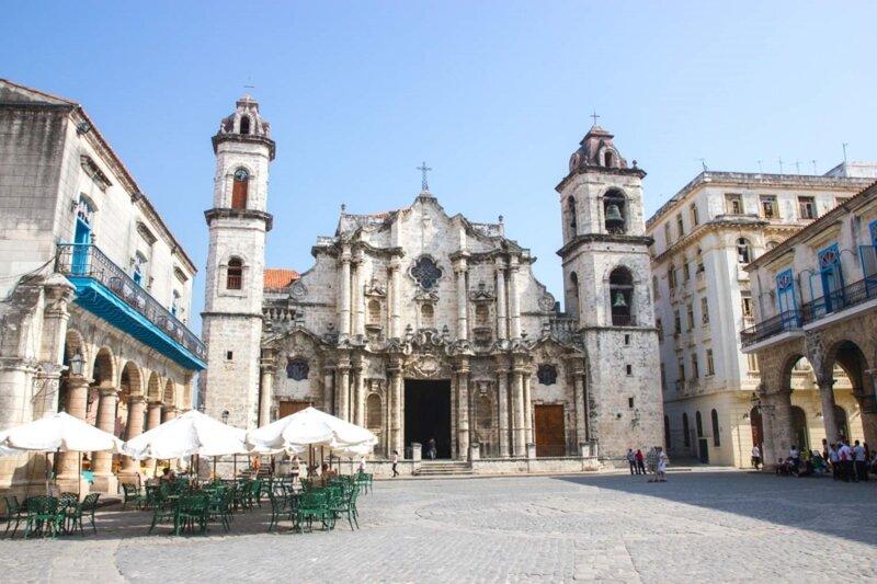 church-havana-cuba