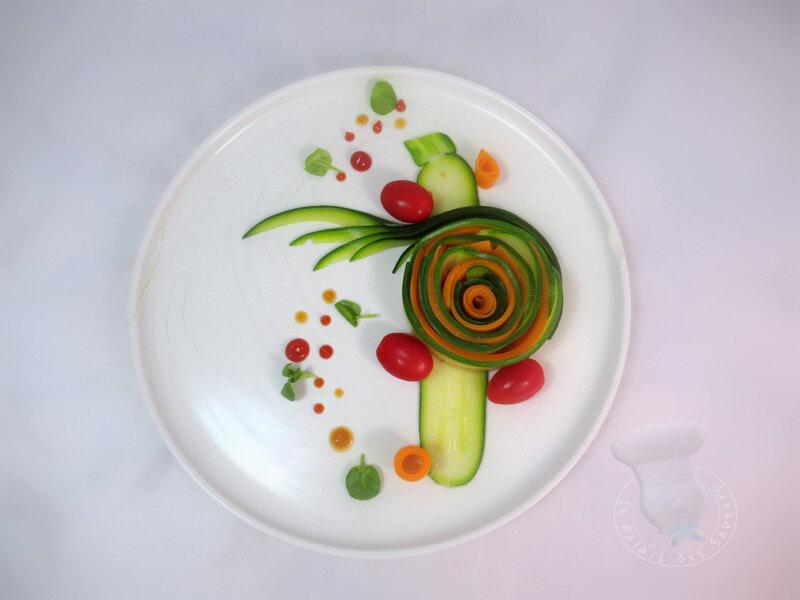 Autour de la courgette et de la carotte