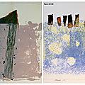 Vide-atelier: papiers-collages 24x30 cm