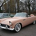 FORD Thunderbird 2 door convertible 1956 Strasbourg - PMC (1)