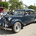 CITROËN Traction Avant familiale 1954 Hambach (1)